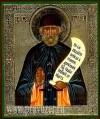 Икона: Преподобный Виталий