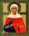 Икона: Св. мученица Валентина - 3