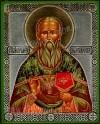 Икона: Св. праведный Иоанн Кронштадский - 1