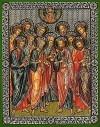 Икона: Собор 12 апостолов