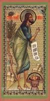 Икона: Св. Иоанн Предтеча