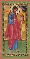 Икона: Св. апостол и евангелист Лука