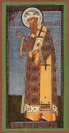 Икона: Св. Иона митрополит Московский