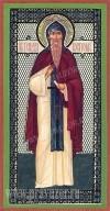Икона: Преподобный Геннадий Костромской