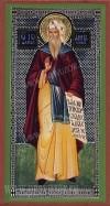Икона: Преподобный Иоанн Дамаскин