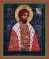 Икона: Святой благоверный князь Александр Невский