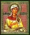 Икона: Св. блаженная Таисия