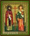 Икона: Свв. равноапостольный Кирилл и Мефодий