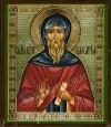 Икона: Преподобный Захария