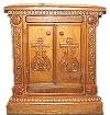 Алтарный столик Тихвинский