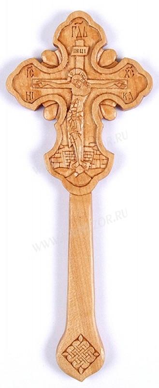 Постригальный монашеский крест №1