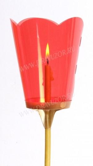 Держатель (стаканчик) свечи
