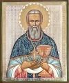 Икона: Св. праведный Иоанн Кронштадский - 2