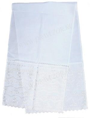 Вышитый венчальный рушник