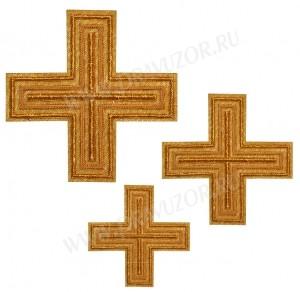 Кресты ручной вышивки №Д110