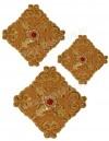 Кресты ручной вышивки №Д117