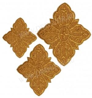 Кресты ручной вышивки №Д120