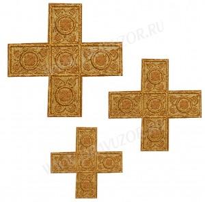 Кресты ручной вышивки №Д121