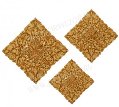 Кресты ручной вышивки №Д144