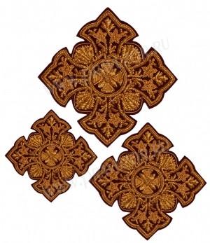 Кресты ручной вышивки №Д145