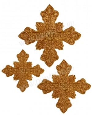 Кресты ручной вышивки №Д146