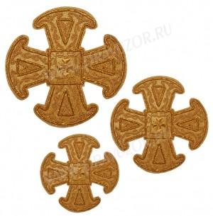 Кресты ручной вышивки №Д153