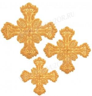 Кресты ручной вышивки №Д168