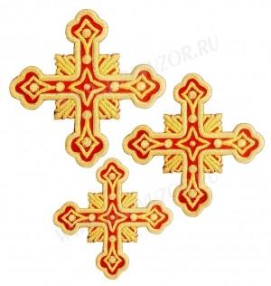 Кресты ручной вышивки №Д185