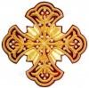 Кресты ручной вышивки №И-029