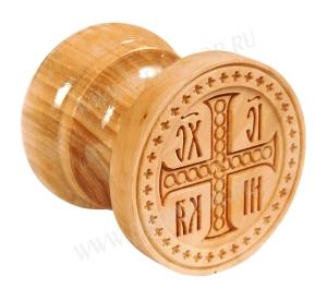 Православная печать для просфор NIKA №16 (60 мм)