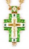 Крест наперсный протоиерейский № 47