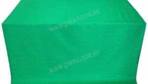 "Парча ""Оренбург"" (зелёная)"