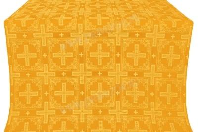 "Шёлк ""Иверон"" (жёлтый/золото)"