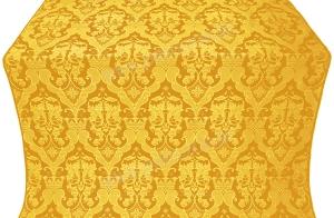 "Парча ""Брянск"" (жёлтая/золото)"