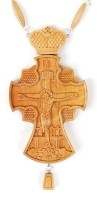 Наперсный крест наградной №118