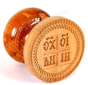 Православная печать для просфор NIKA №3 (60 мм)