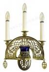 Бра  (на 3 свечи и 1 лампаду)