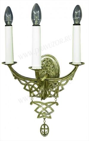 Бра (на 3 свечи)