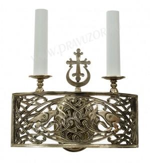 Бра  (2 свечи)