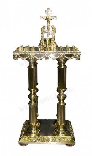 Панихидный стол - 3 (на 40 свечей)