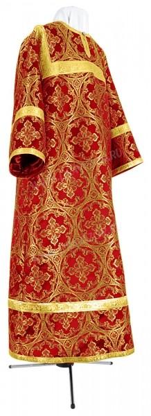Стихарь детский из парчи ПГ1 (красный/золото)