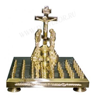 Крышка панихидного стола (40 свечей)