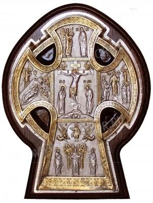 Крест настенный входной