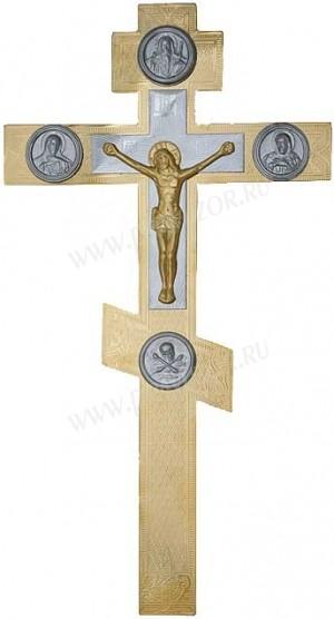 Крест напрестольный №2-8