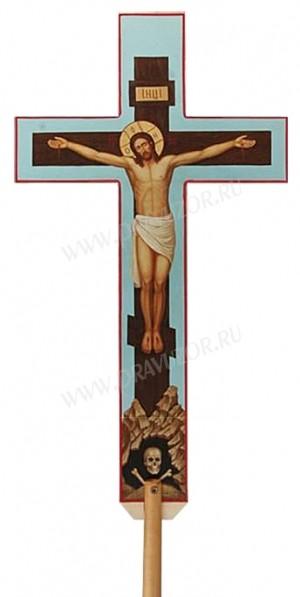 Крест выносной детский - 2