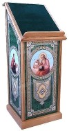 Православный церковный аналой №5-2