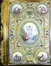 Оклад для Евангелия ювелирный - 9