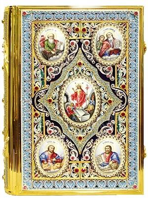 Оклад для Евангелия ювелирный - 30