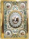 Оклад для Евангелия ювелирный - 35