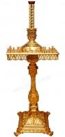 Церковный напольный подсвечник - 9 (40 свечей)